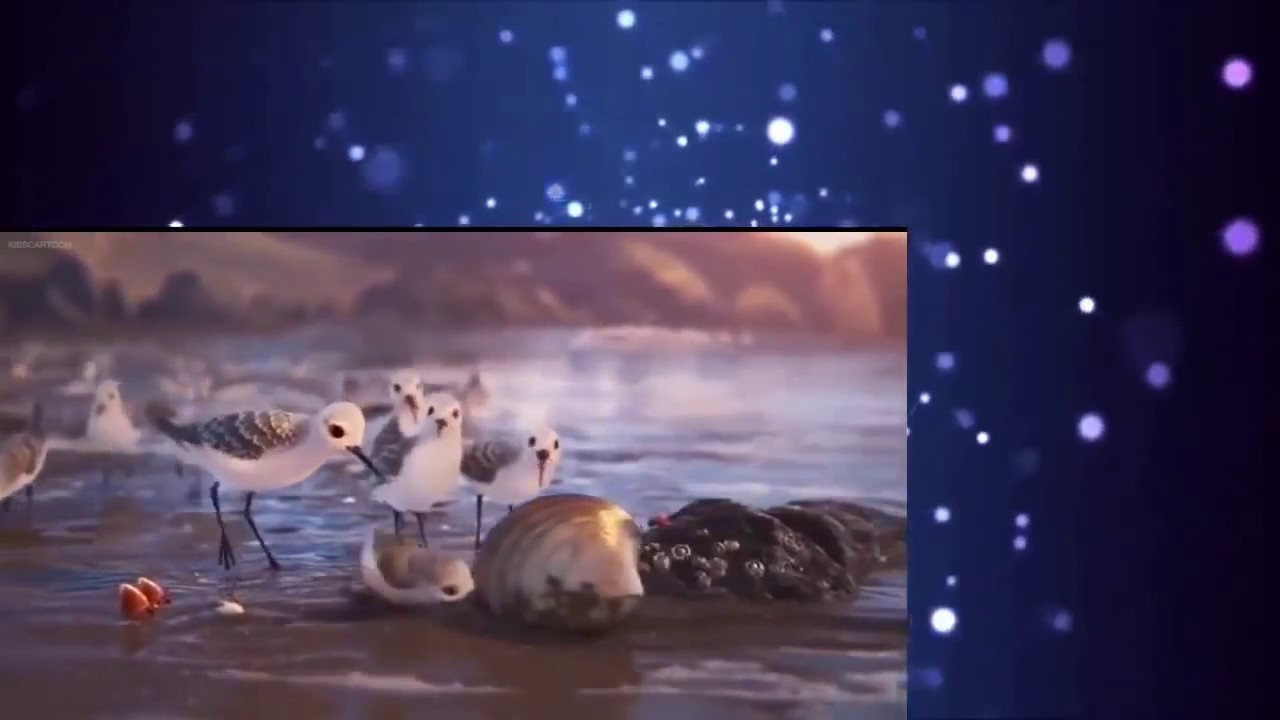 piper pixar short film - youtube