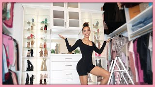 My Dream Closet & Master Bathroom Makeover!