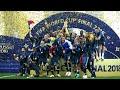 France vs Croatia 4-2 | FINAL | FIFA World Cup Russia Final 2018 | Match 64 | 15/07/2018