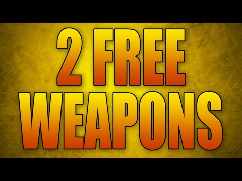 HOW TO GET TWO FREE SUPPLY DROP WEAPONS IN BLACK OPS 3! + Other Bonus Items