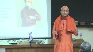 "Swami Sarvapriyananda-""secret Of Concentration"" At Iit Kanpur"