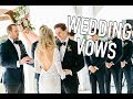 Wedding Vows GROOM IN TEARS mp3