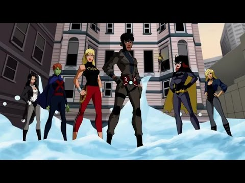 DC Heroines - Stronger (What Doesn