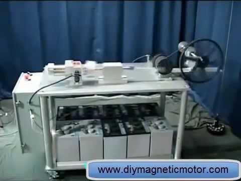 Free Energy Jan 2015 magnetic motor PATENT