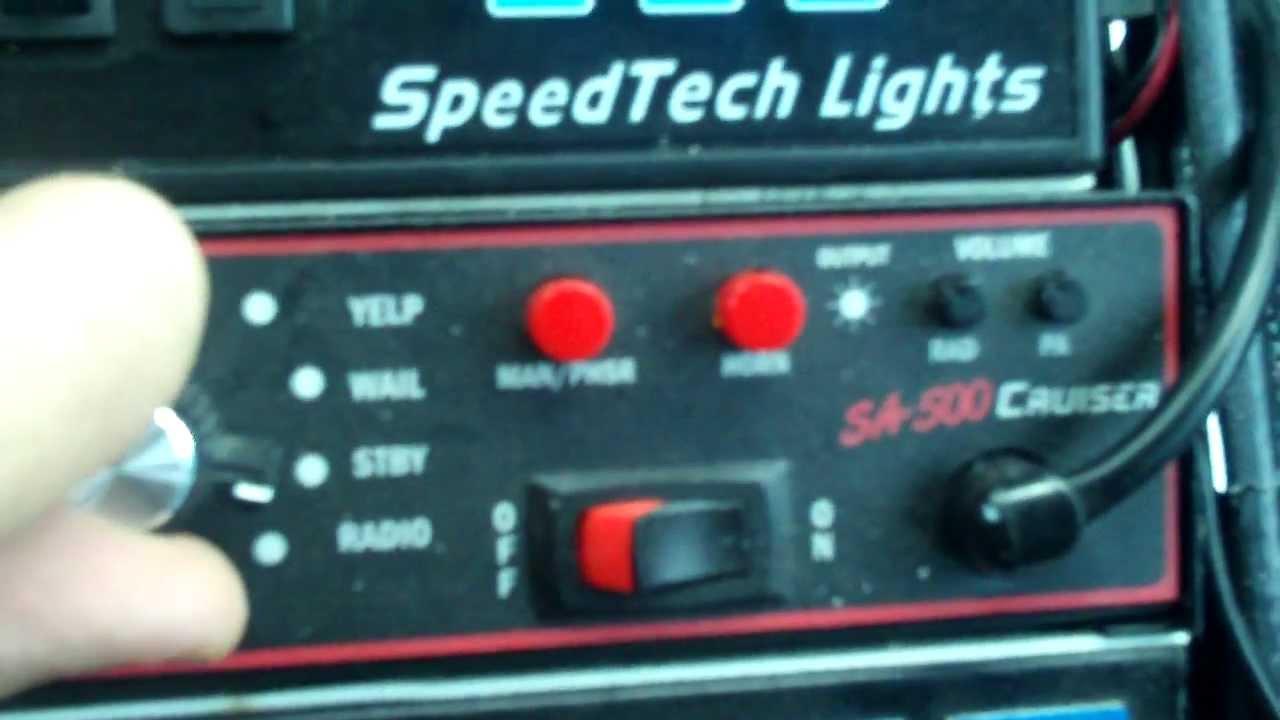 carson sa 500 siren with pa demo 200 watts youtube rh youtube com