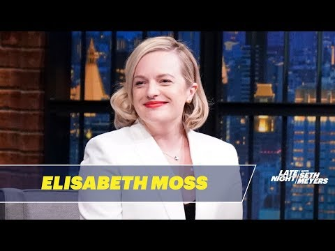 Elisabeth Moss Guilted Her Best Friend into Attending The Invisible Man Premiere