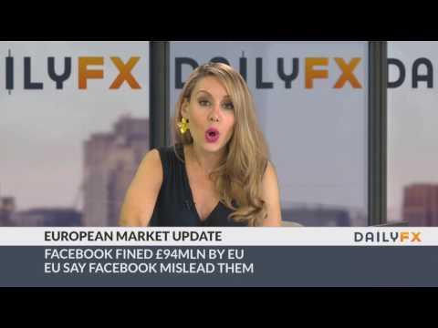 DailyFX European Market Wrap: GBP/USD Trades Through $1.30, FTSE Slips: 5/18/17
