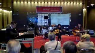 05 No Title(Blues Improvisation) [Kouji Ihara Hammond Organ Trio] 2009/12/23