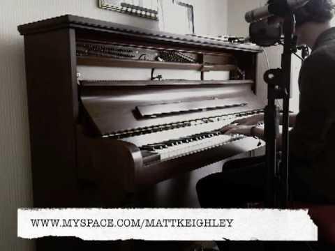 Brand New  Jesus Christ piano