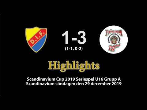 20191229 DIF-Frölunda 1-3. Målen