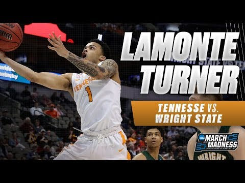 Tennessee basketball: Lamonte Turner scores 19 points to lead Vols in win