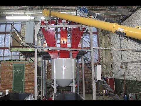 изготовление газобетона на - H+H