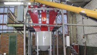 Конвейерное оборудование для газобетона(Видео ролик демонстрирует работу конвейерной линии для производства газобетонных блоков Компании