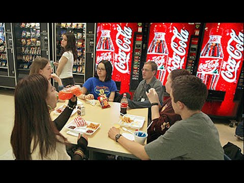 EXPOSED: Coca-Cola's Scam To Keep Kids Drinking Soda