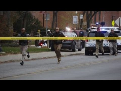 Police praised for attack response at Ohio State University
