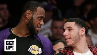LeBron shouldn't have called out Magic Johnson with Lonzo on 'The Shop' - Seth Greenberg | Get Up!