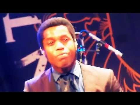 Vintage Trouble RETRO SOUL Acoustic Session Café Campus 2014