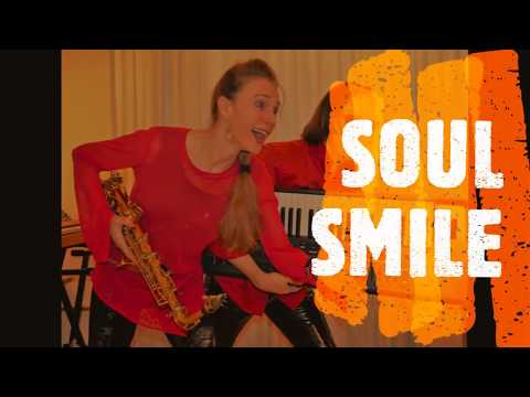 """SOUL SMILE"" by Naomi Adriaansz sax (unmastered version)"