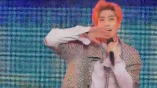 [160529] Boyfriend - Don't Touch My Girl (Switched Parts)