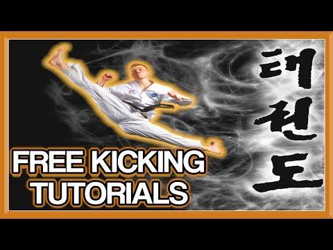 Taekwondo Kicking Tutorials Promo 2018   FREE How to Videos by Ginger Ninja Trickster