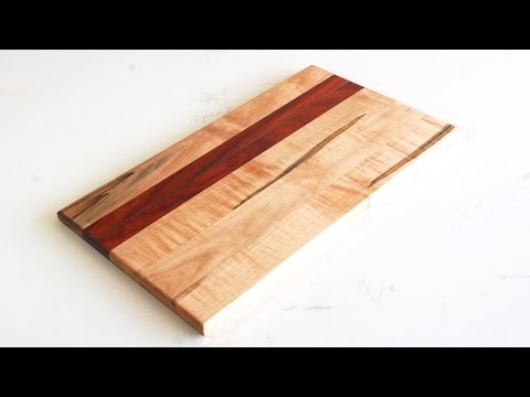 Build Your First Cutting Board | Modern Builds | EP. 34