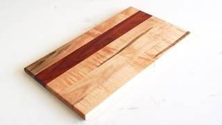 Build Your First Cutting Board   Modern Builds   EP. 34