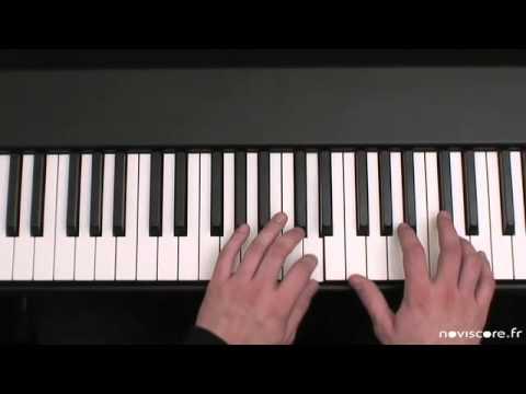 Piano : tablature piano mistral gagnant Tablature Piano also ...