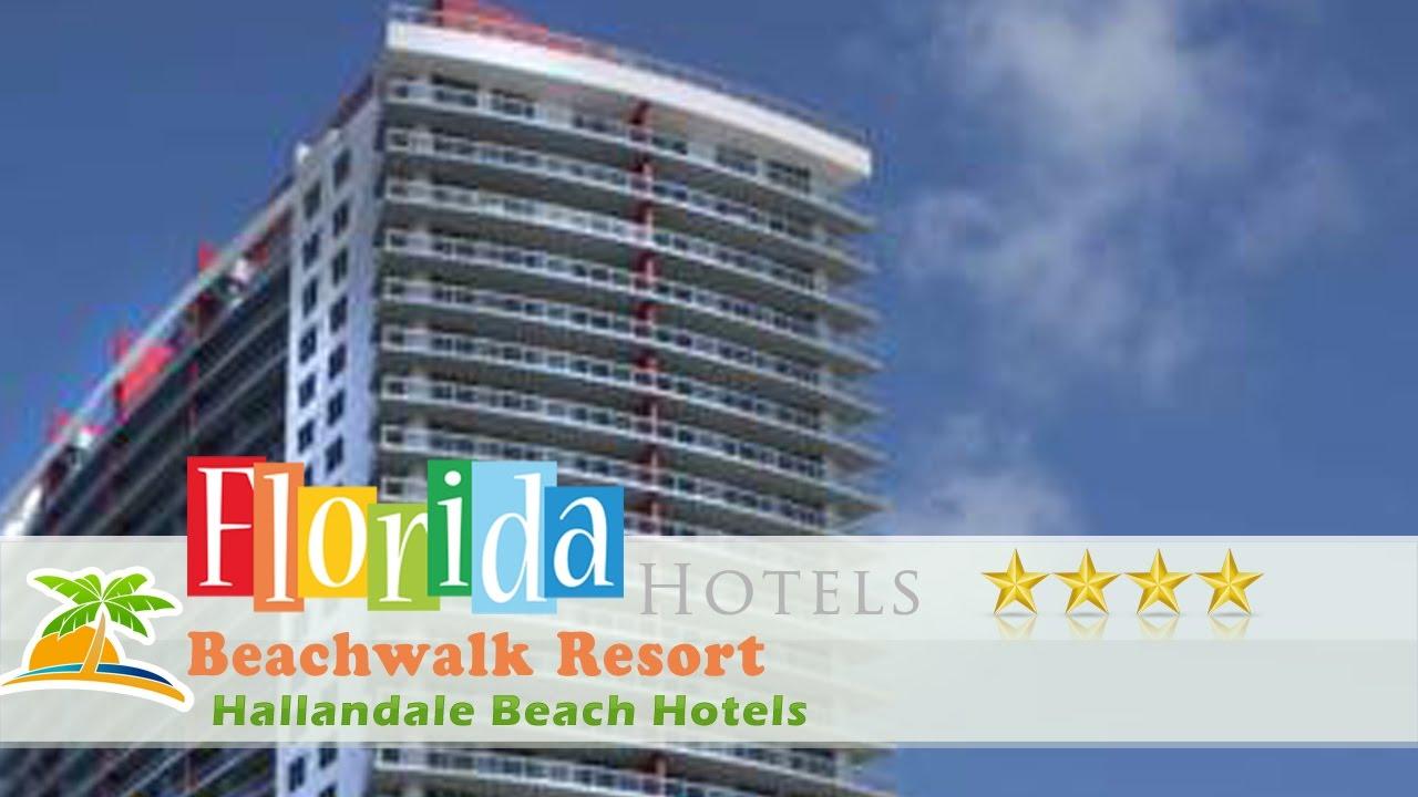Beachwalk Resort Hallandale Beach Hotels Florida