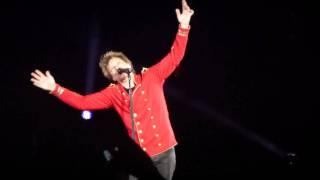 Bon Jovi - Hallelujah live in Vienna 22.07.2011 (complete)