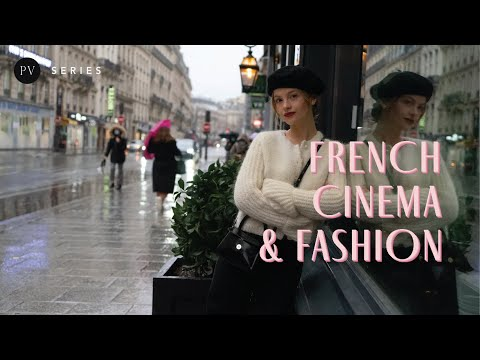 Parisian Spring Looks Inspired by French Cinema | Camille Yolaine | Parisian Vibe