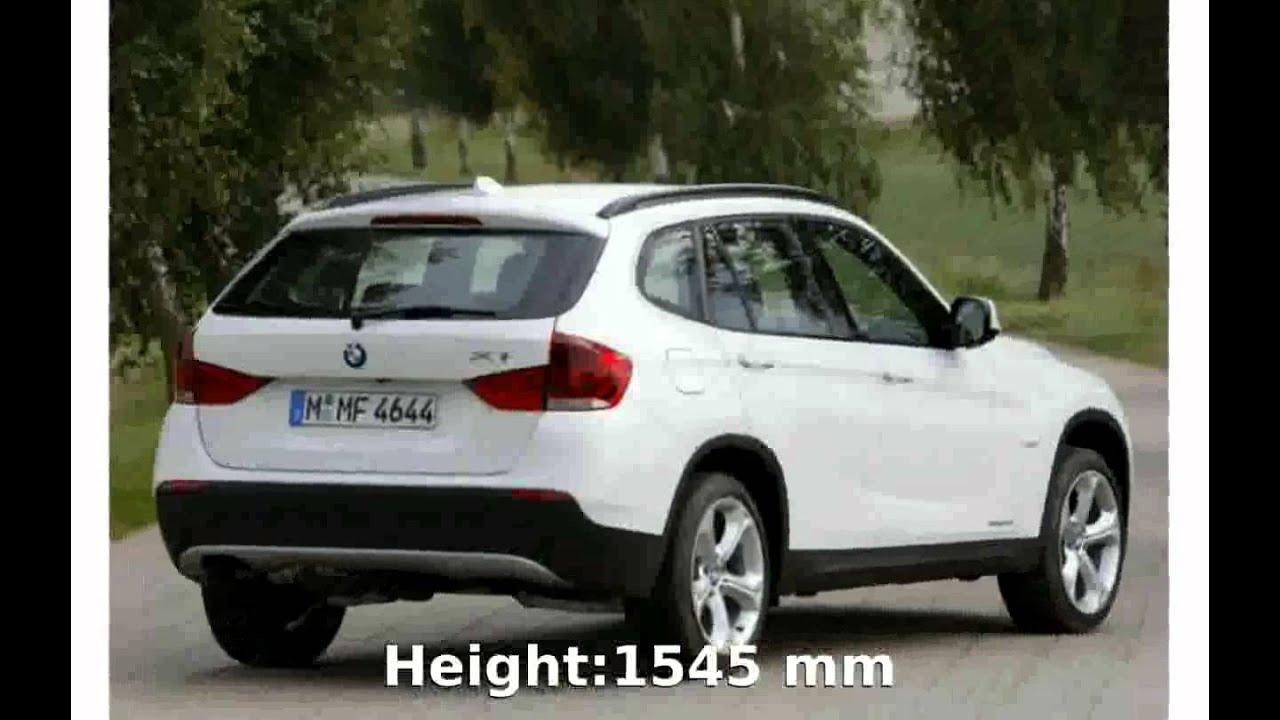 BMW X XDrived Info YouTube - 2009 bmw x1