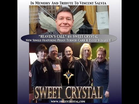"""Heaven's Call"" by Sweet Crystal wsg Peggy Turner-Carr & David Winans II"
