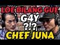 CHEF JUNA - G4Y? JAHANAM? SILAHKAN‼️ - Deddy Corbuzier Podcast