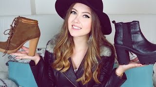 HAUL: Покупки одежды на осень 2014 + ПРИМЕРКА | ASOS, MONKI, H&M, ZARA...