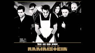 Rammstein - Ich tu dir weh [lyrics]