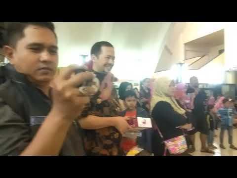 Tarian Anak 1 Gala Premier Dongeng Musical animas Keongemas TMII
