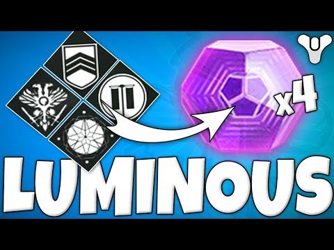 Destiny 2 - Weekly Reset Guide! How To Get Luminous Engrams - Nightfall, Clan, Flashpoint & Crucible
