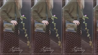 Outfit video: An Autumn Twist to a Summer Dress