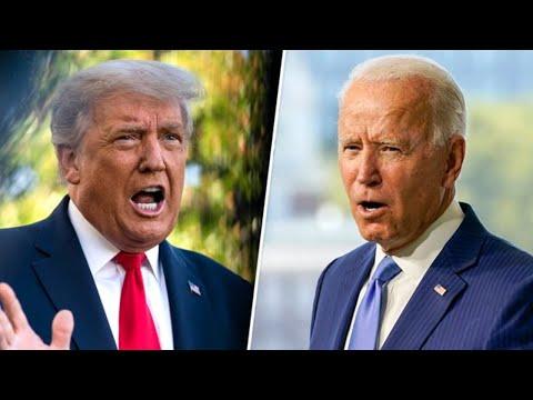 LIVE Presidential Debate: Donald Trump vs Joe Biden