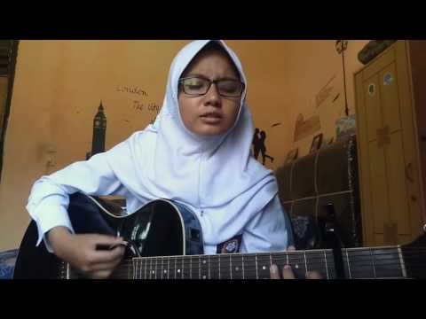 Pemujamu   Gitar Cover By Indah Fitrialita