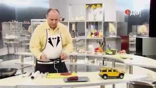 Как жарить минутный (быстрый) стейк мастер-класс от шеф-повара / Илья Лазерсон / полезные советы