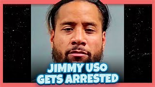 Jimmy Uso Arrested for DUI
