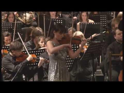 Bela Bartok - Violin Concerto No.2 - Elena Revich, MusicAeterna, Teodor Kurentzis (HD 1080p)