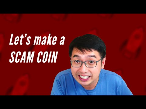 How To Make Your Own Cryptocurrency Scam