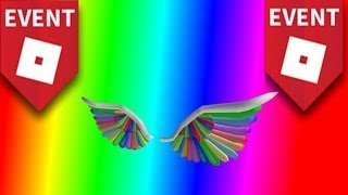 How To Get Rainbow Wings! | Roblox Imagination Event Indonesia