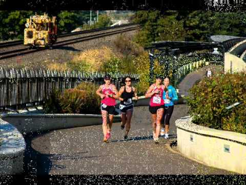 Girlfriends Half Marathon - 2010