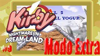 Cayendo a una plataforma de cajas/Kirby: Pesadilla en Dream Land Extra #9