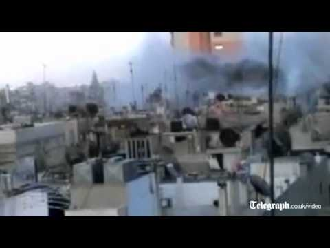 Syria: Homs shelled despite ceasefire