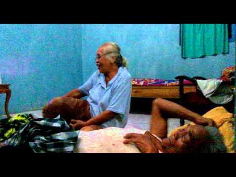 Simbah kakek dan mbah nenek nanggulan