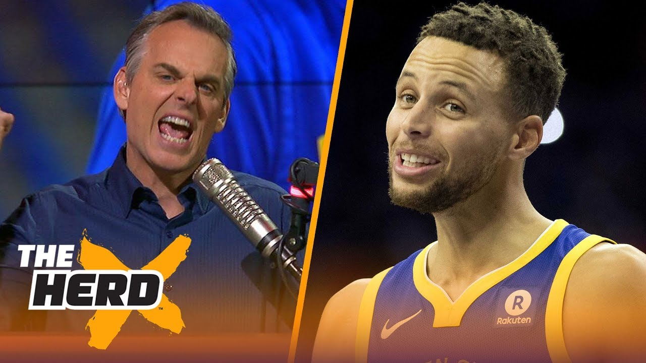 Colin cowherds 3 reasons why nba players hate golden states colin cowherds 3 reasons why nba players hate golden states stephen curry nba the herd malvernweather Images